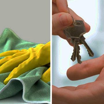 Limpieza y relevos de habitaciones